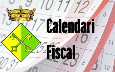 Calendari Fiscal